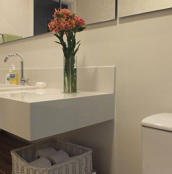 Projeto de interior, design de mobiliário e execução de obra